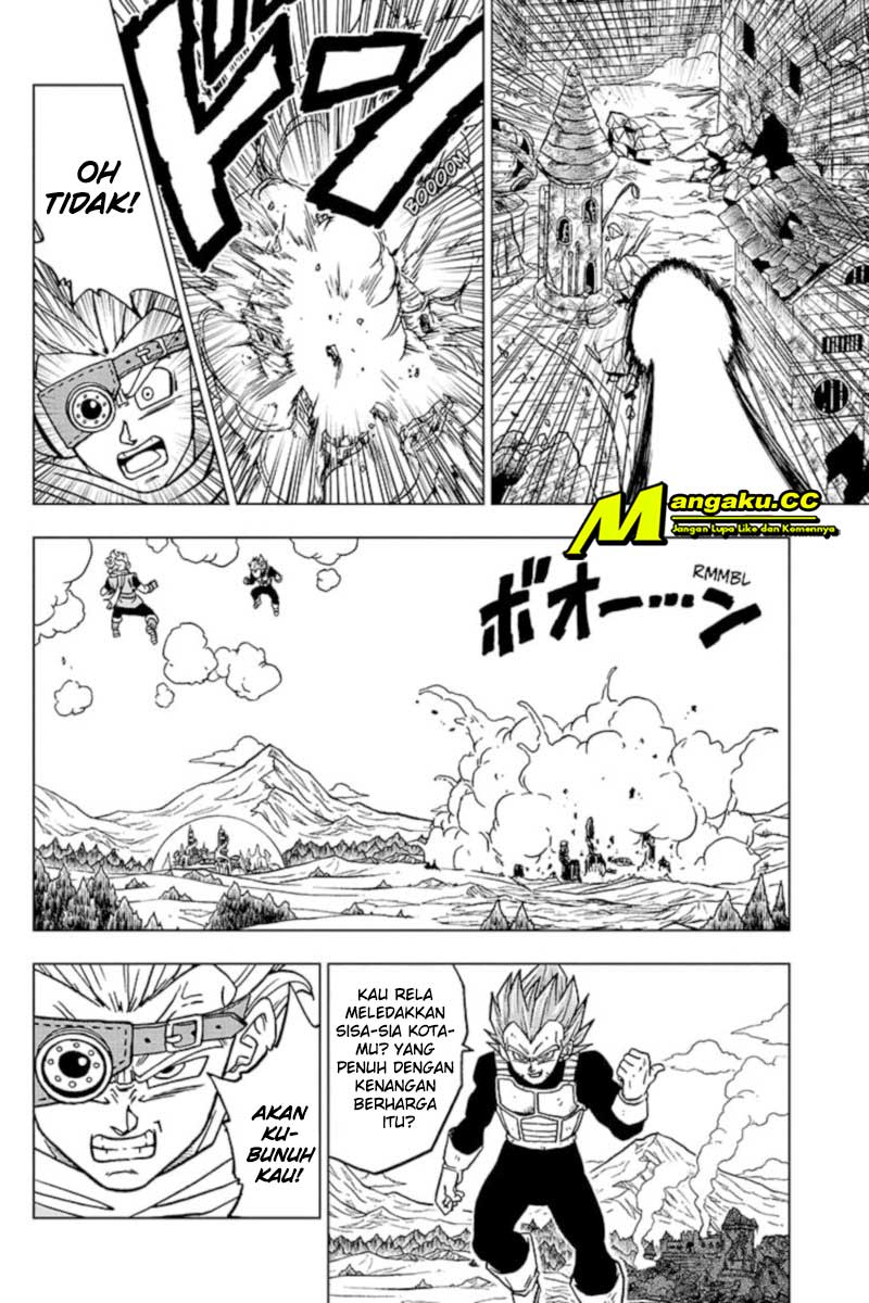 Dragon Ball Super: Chapter 74.2 - Page 13