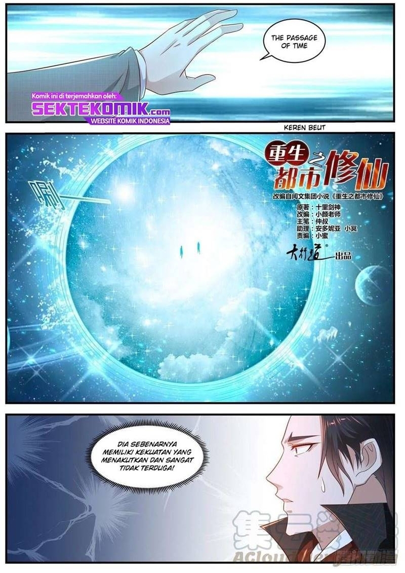 Rebirth Of The Urban Immortal Cultivator: Chapter 621 - Page 11