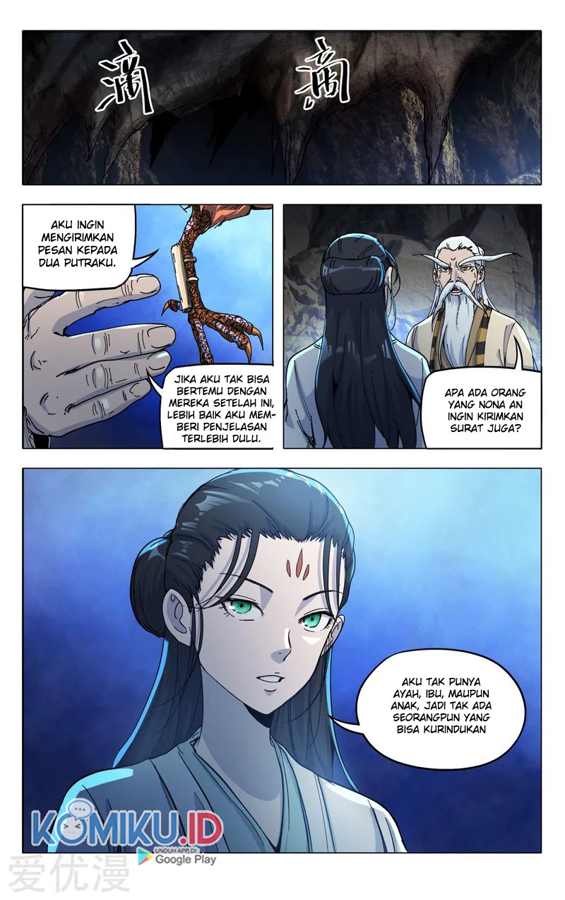 Deity's Path through Ten Thousand Worlds: Chapter 324 - Page 7