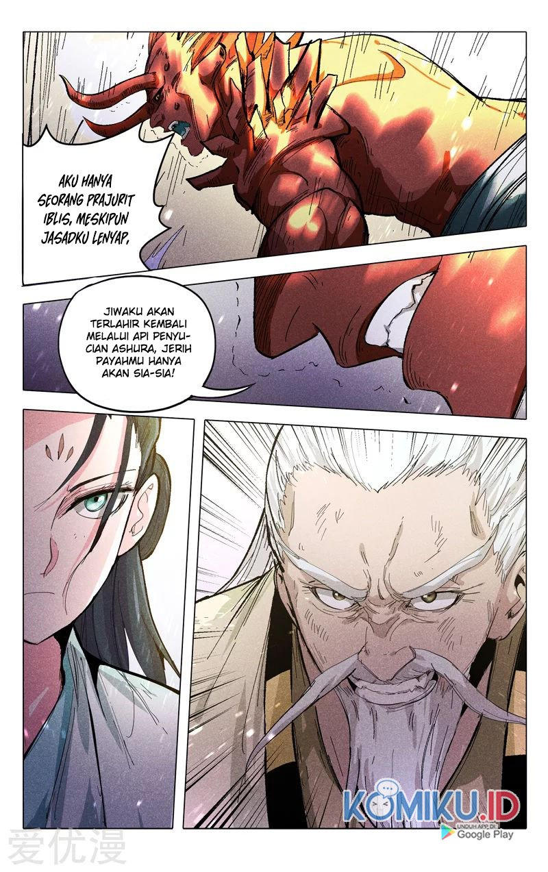 Deity's Path through Ten Thousand Worlds: Chapter 312 - Page 5