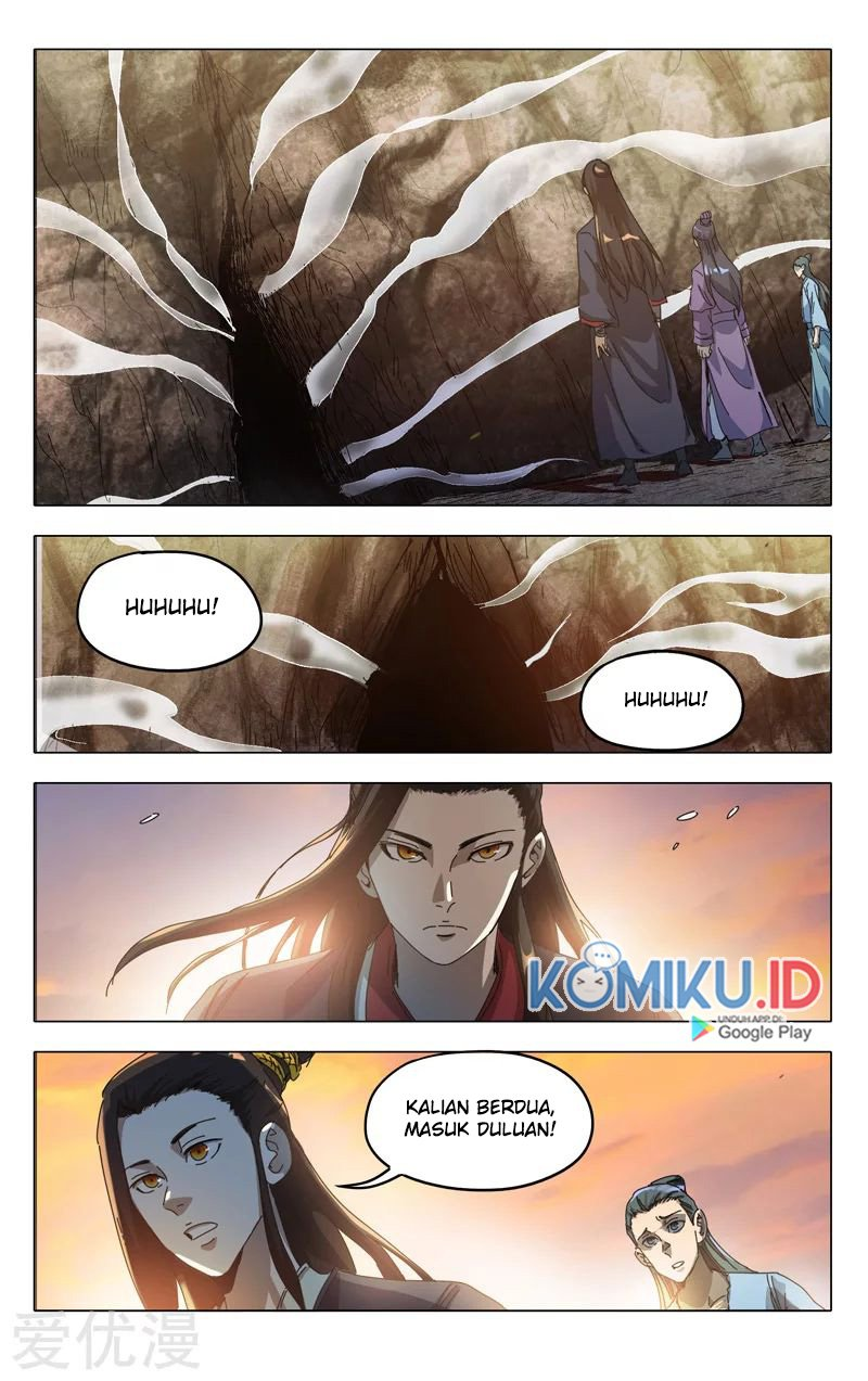 Deity's Path through Ten Thousand Worlds: Chapter 326 - Page 2