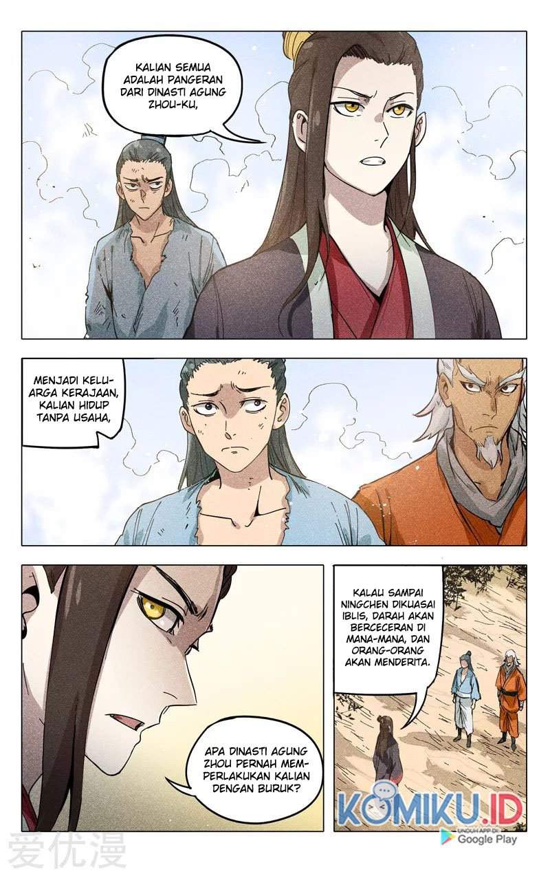 Deity's Path through Ten Thousand Worlds: Chapter 316 - Page 10