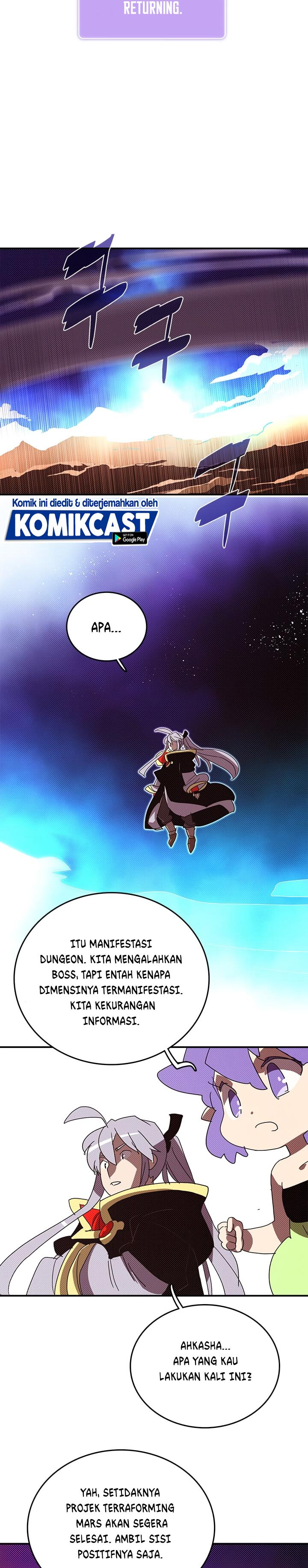I Am the Sorcerer King: Chapter 139 - Page 15