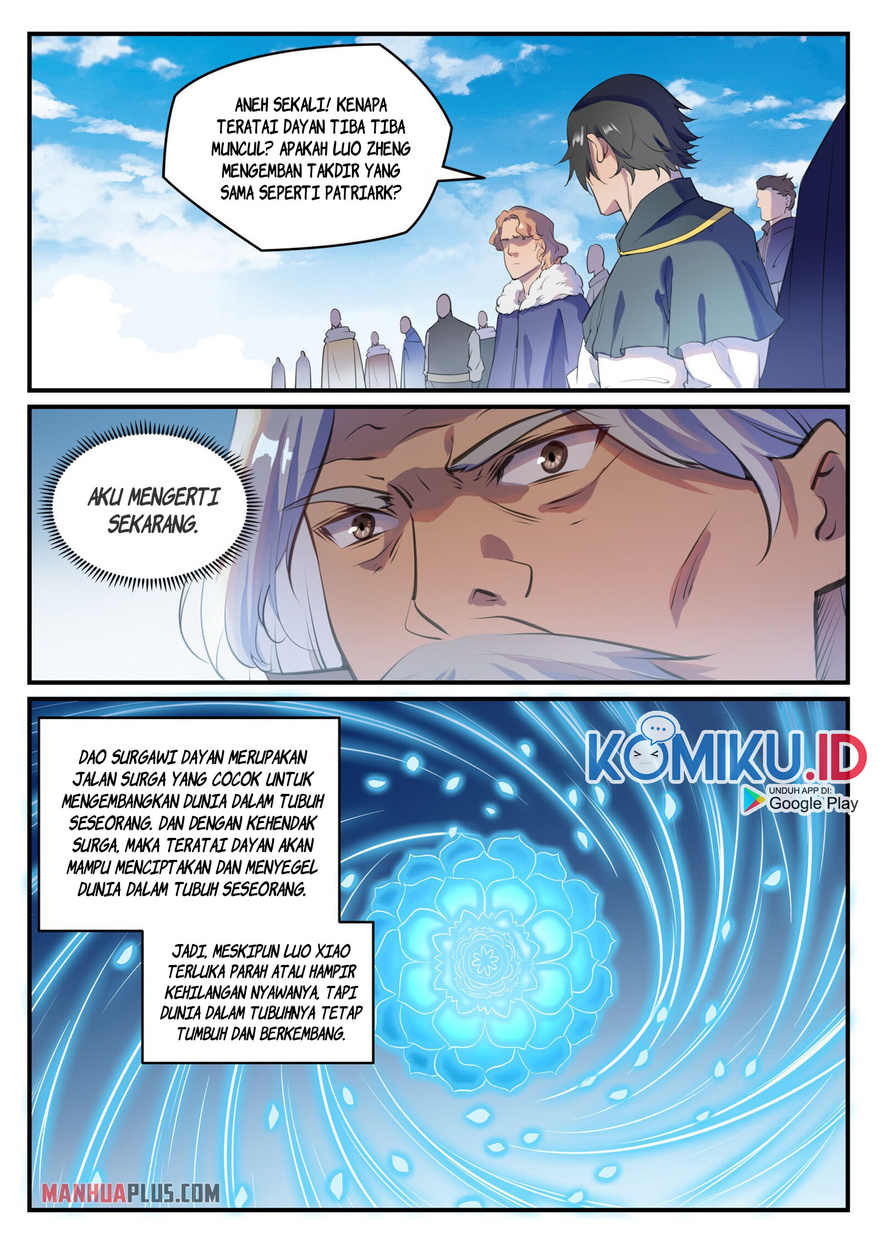 Apotheosis: Chapter 783 - Page 4