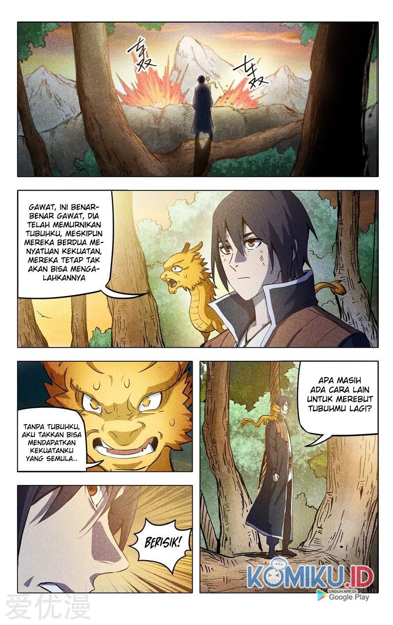 Deity's Path through Ten Thousand Worlds: Chapter 314 - Page 9