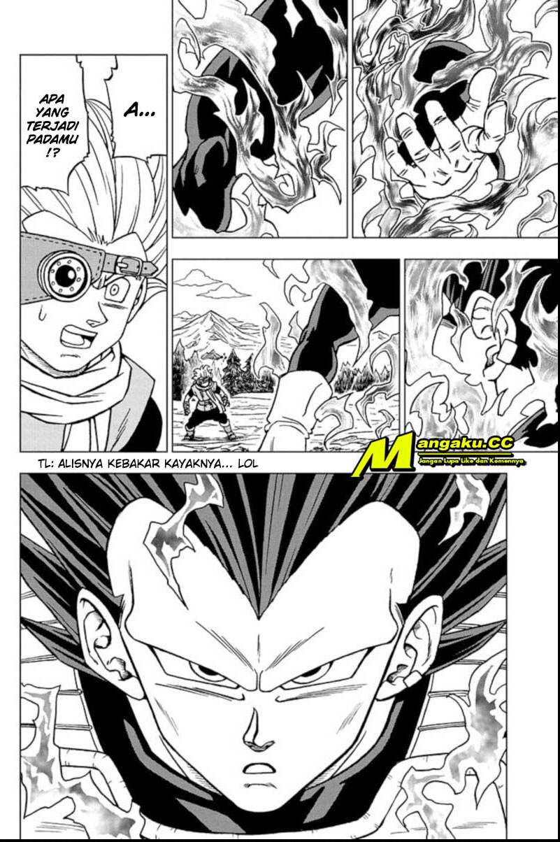 Dragon Ball Super: Chapter 74.2 - Page 25