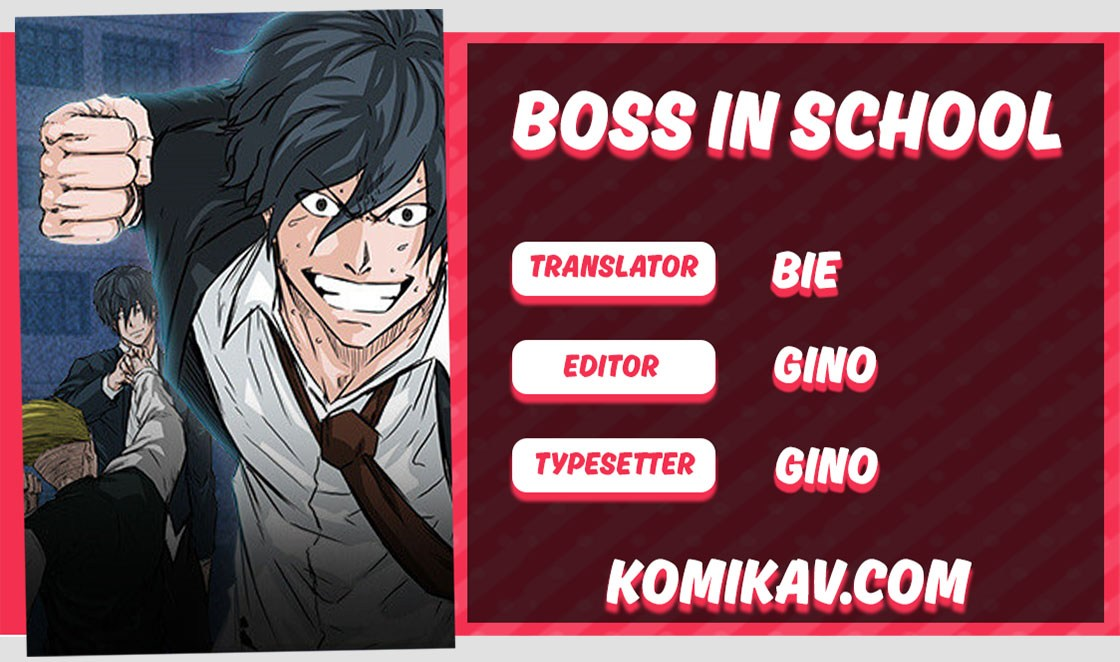 Boss in School: Chapter 38 - Page 1