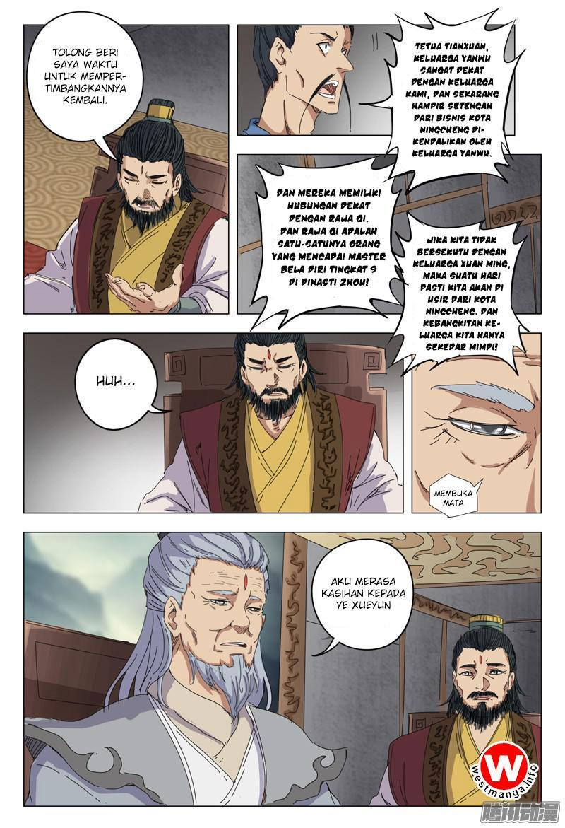 Deity's Path through Ten Thousand Worlds: Chapter 14 - Page 4