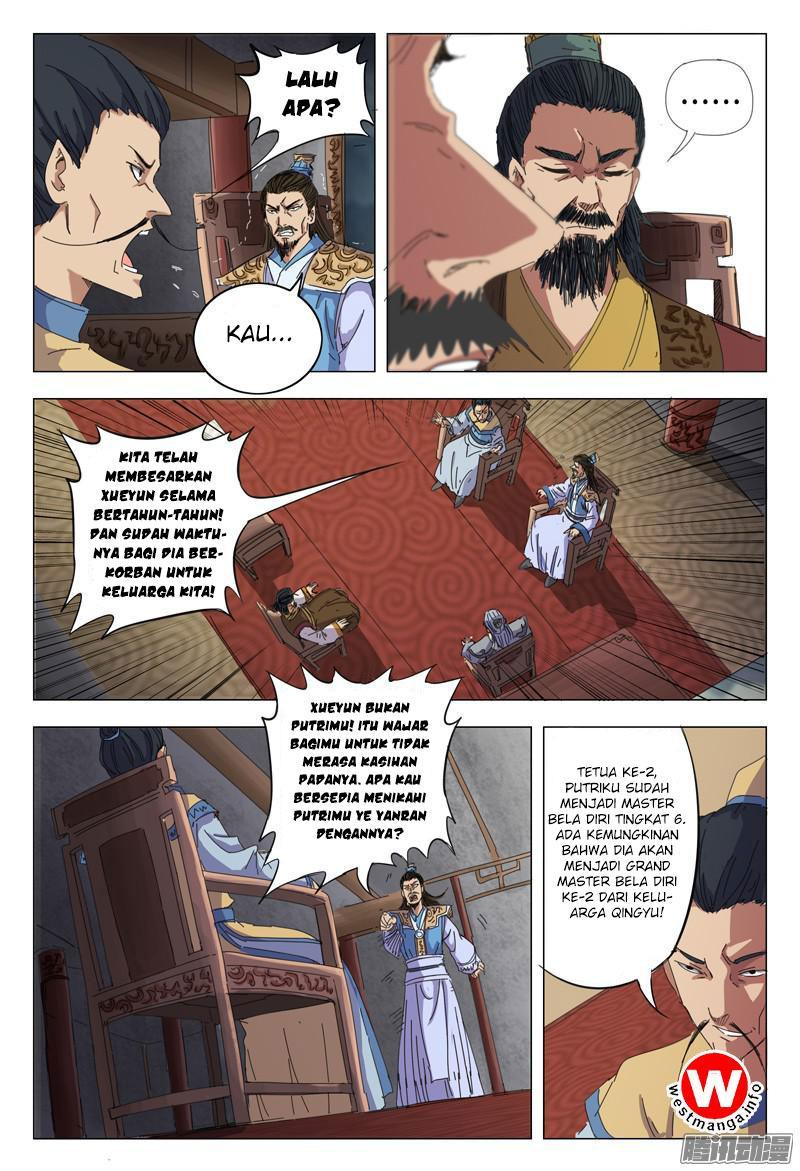 Deity's Path through Ten Thousand Worlds: Chapter 14 - Page 6