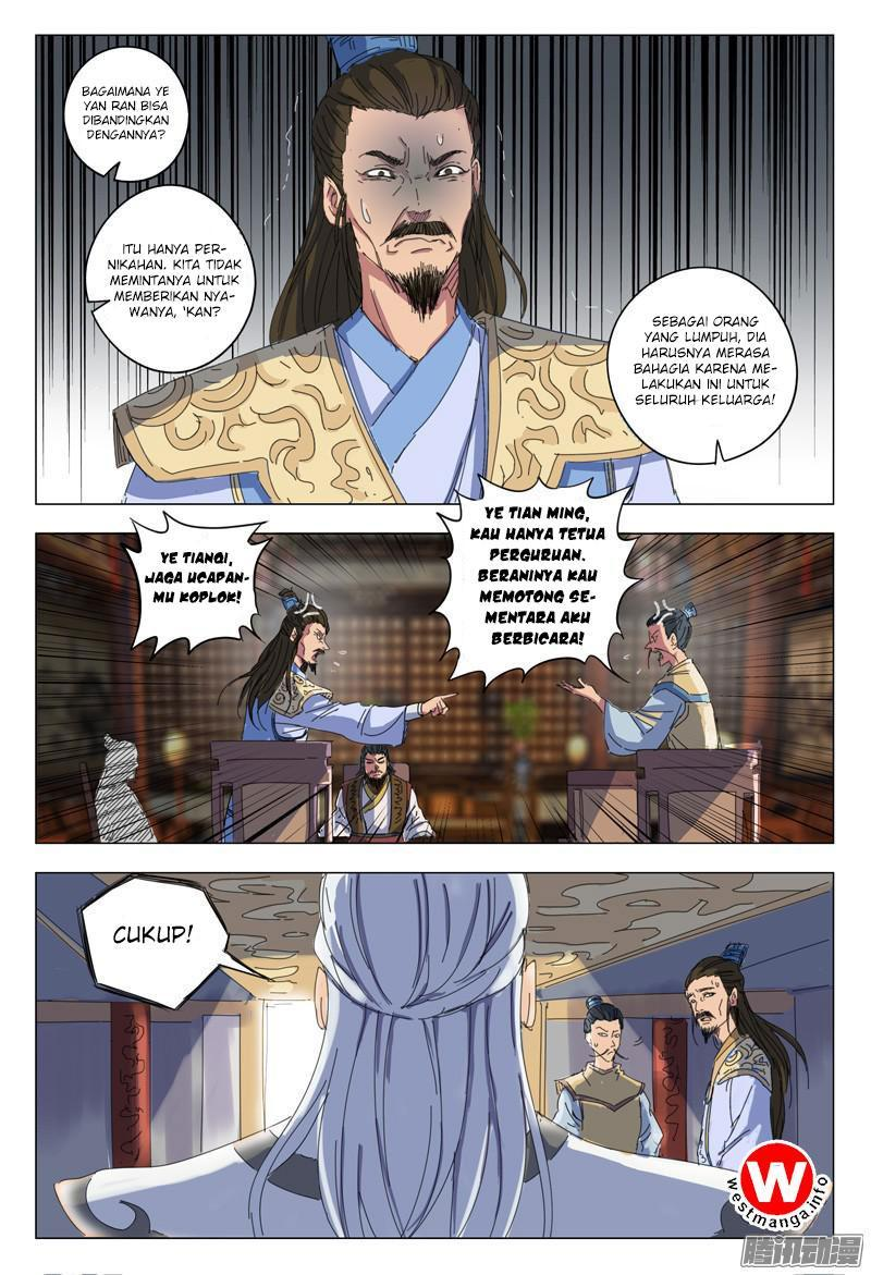 Deity's Path through Ten Thousand Worlds: Chapter 14 - Page 7