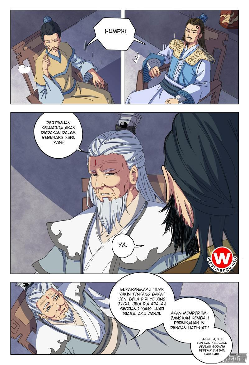 Deity's Path through Ten Thousand Worlds: Chapter 14 - Page 8