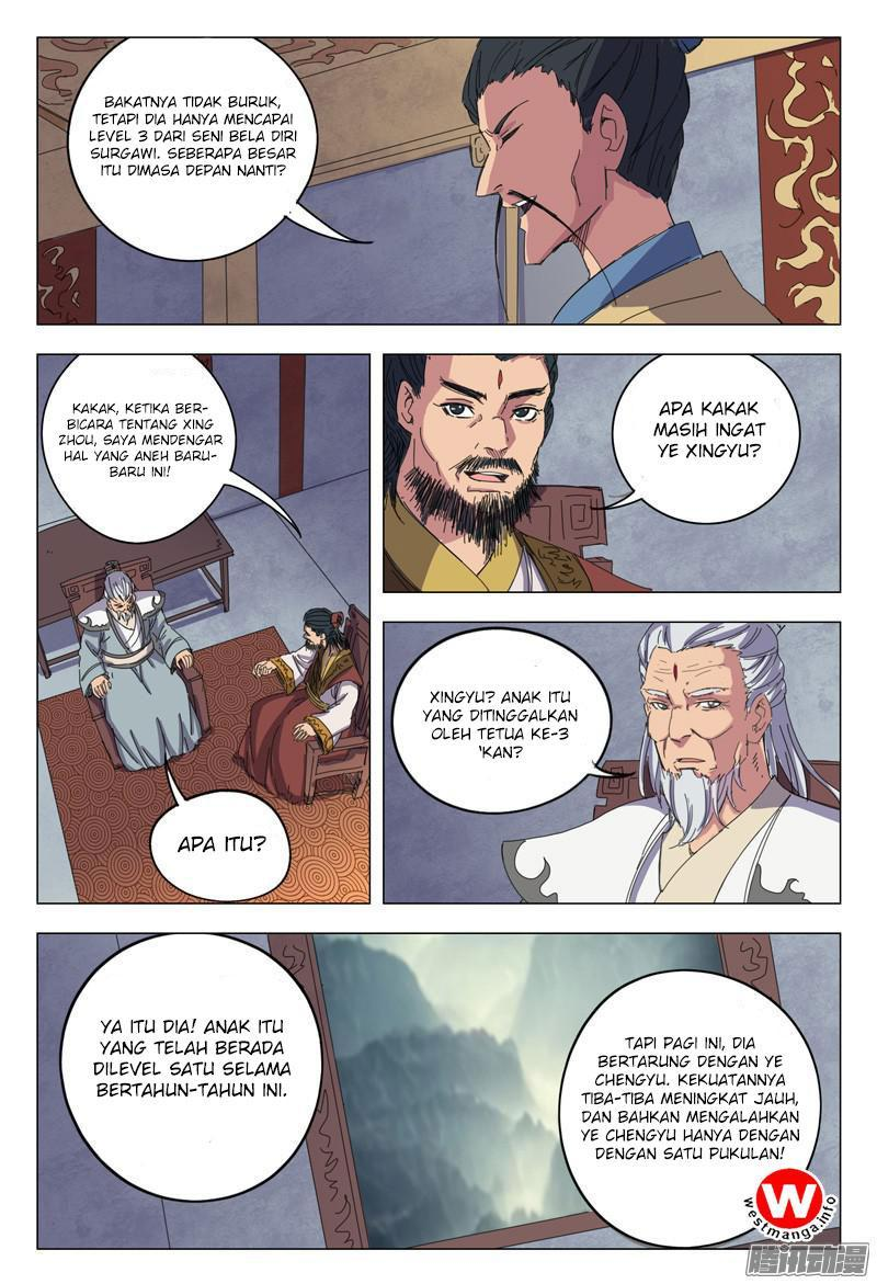 Deity's Path through Ten Thousand Worlds: Chapter 14 - Page 9