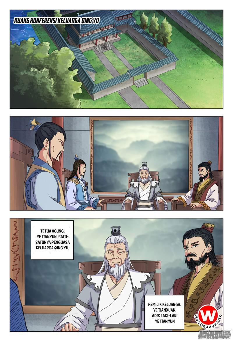 Deity's Path through Ten Thousand Worlds: Chapter 14 - Page 1
