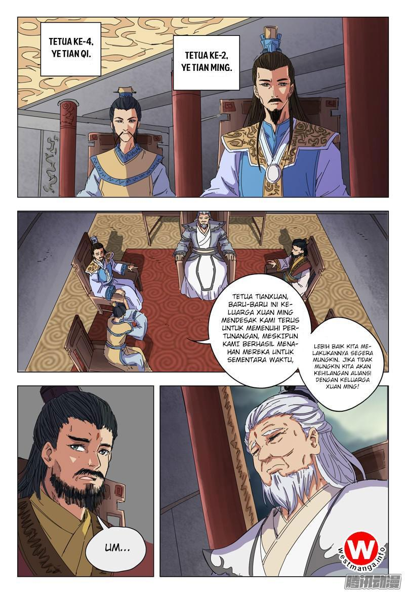 Deity's Path through Ten Thousand Worlds: Chapter 14 - Page 3