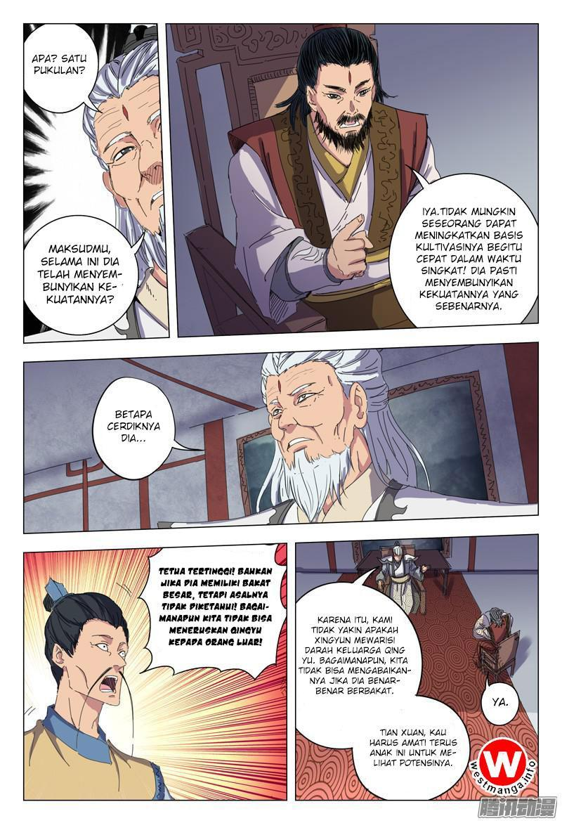 Deity's Path through Ten Thousand Worlds: Chapter 14 - Page 10