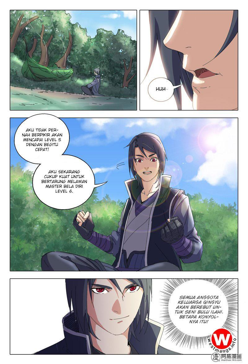 Deity's Path through Ten Thousand Worlds: Chapter 15 - Page 6