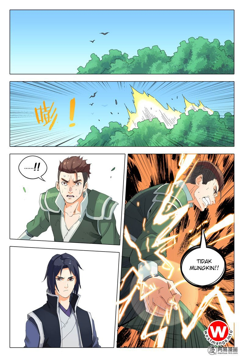 Deity's Path through Ten Thousand Worlds: Chapter 16 - Page 1
