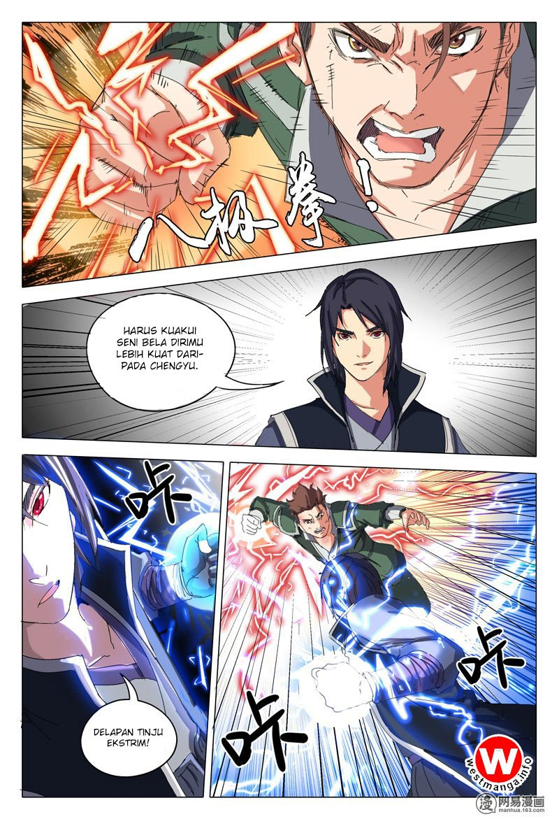 Deity's Path through Ten Thousand Worlds: Chapter 16 - Page 3