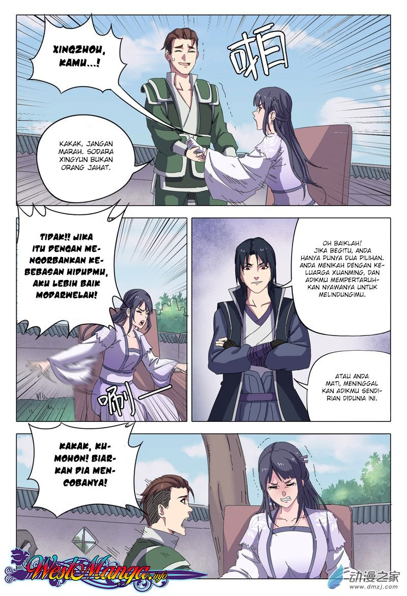 Deity's Path through Ten Thousand Worlds: Chapter 18 - Page 9