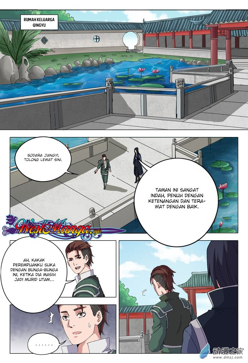 Deity's Path through Ten Thousand Worlds: Chapter 18 - Page 3