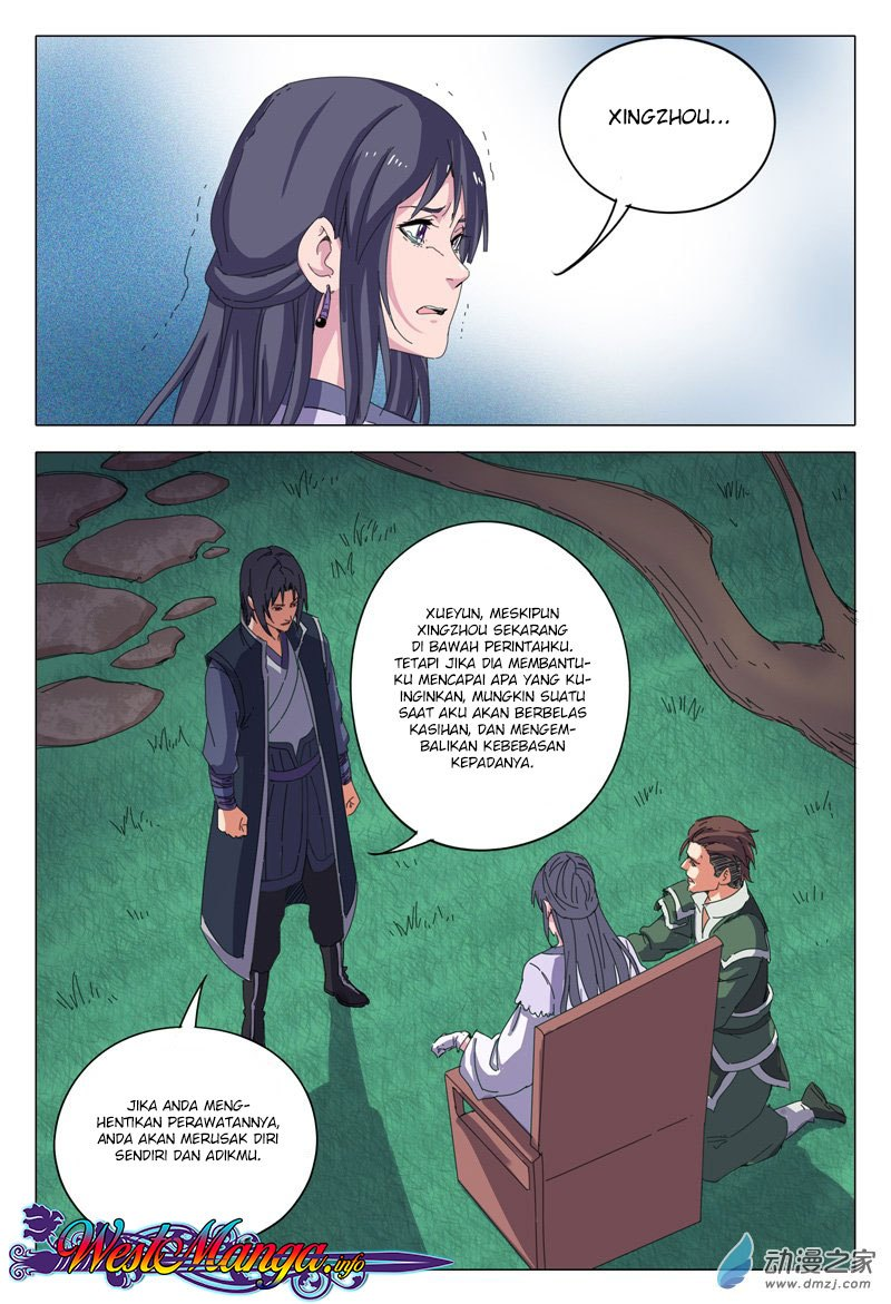 Deity's Path through Ten Thousand Worlds: Chapter 18 - Page 12