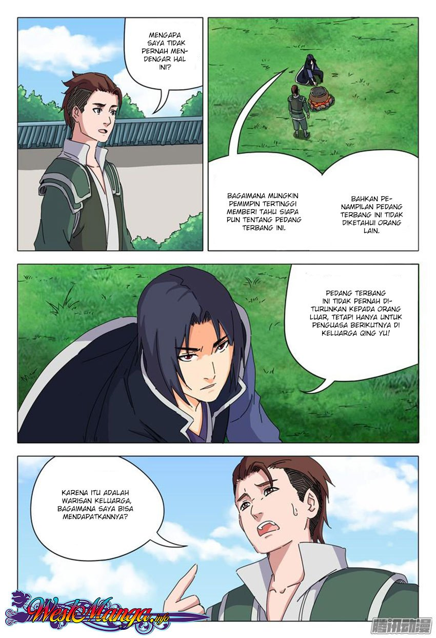 Deity's Path through Ten Thousand Worlds: Chapter 24 - Page 4