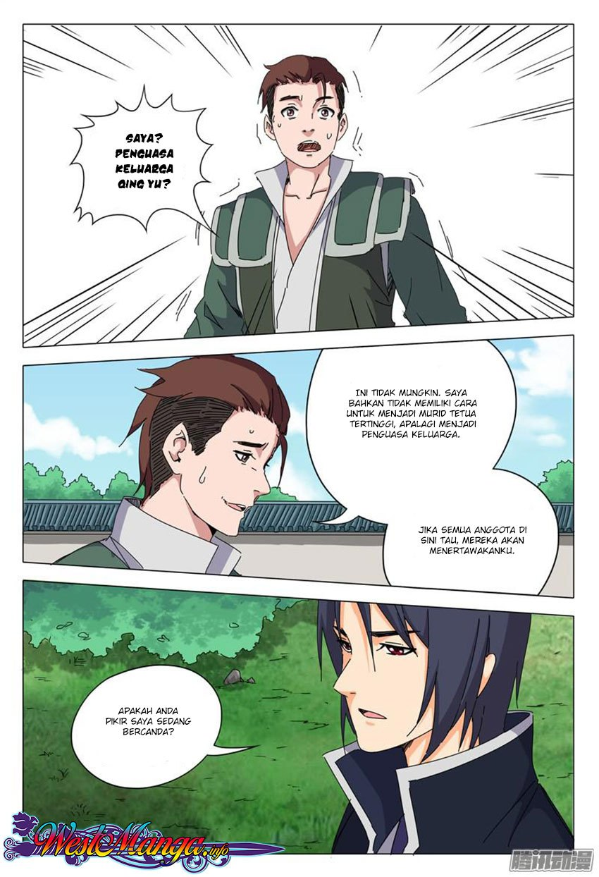 Deity's Path through Ten Thousand Worlds: Chapter 24 - Page 6