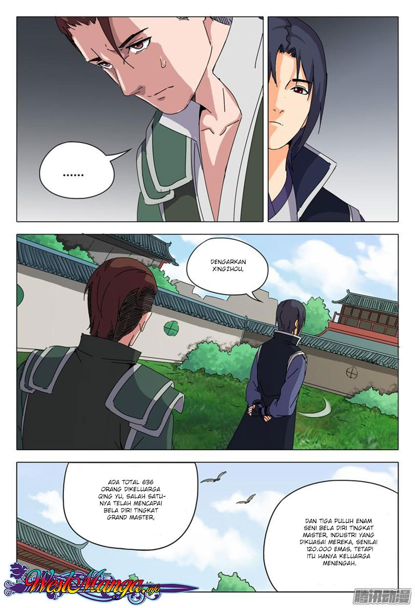 Deity's Path through Ten Thousand Worlds: Chapter 24 - Page 7
