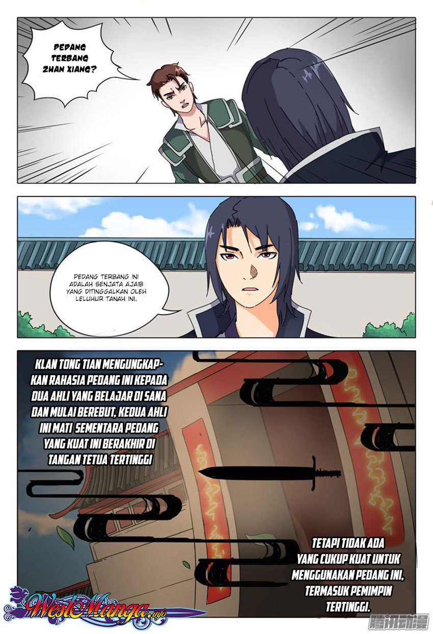 Deity's Path through Ten Thousand Worlds: Chapter 24 - Page 3