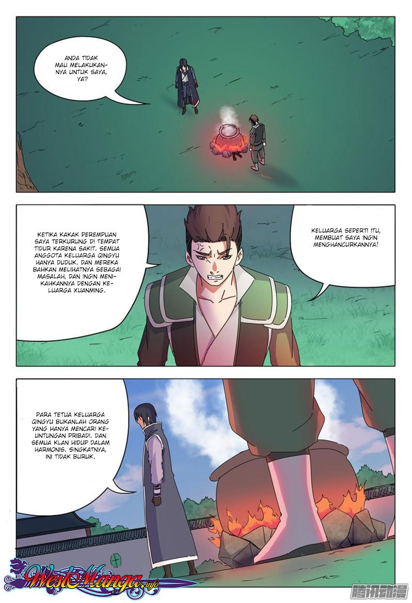 Deity's Path through Ten Thousand Worlds: Chapter 24 - Page 10