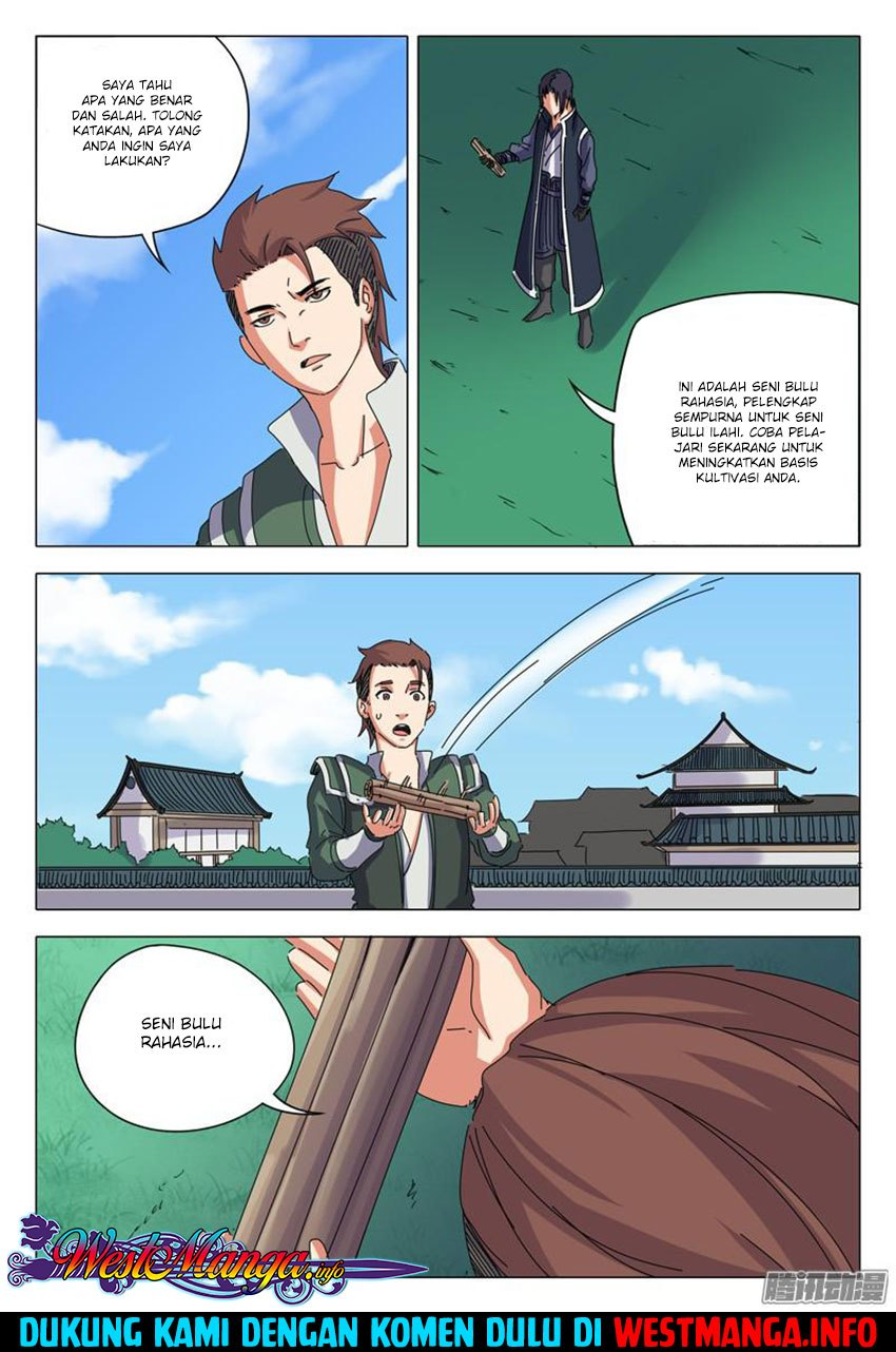 Deity's Path through Ten Thousand Worlds: Chapter 24 - Page 11