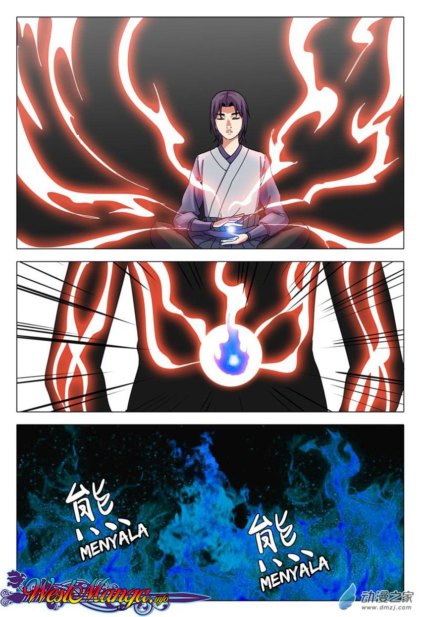 Deity's Path through Ten Thousand Worlds: Chapter 26 - Page 6