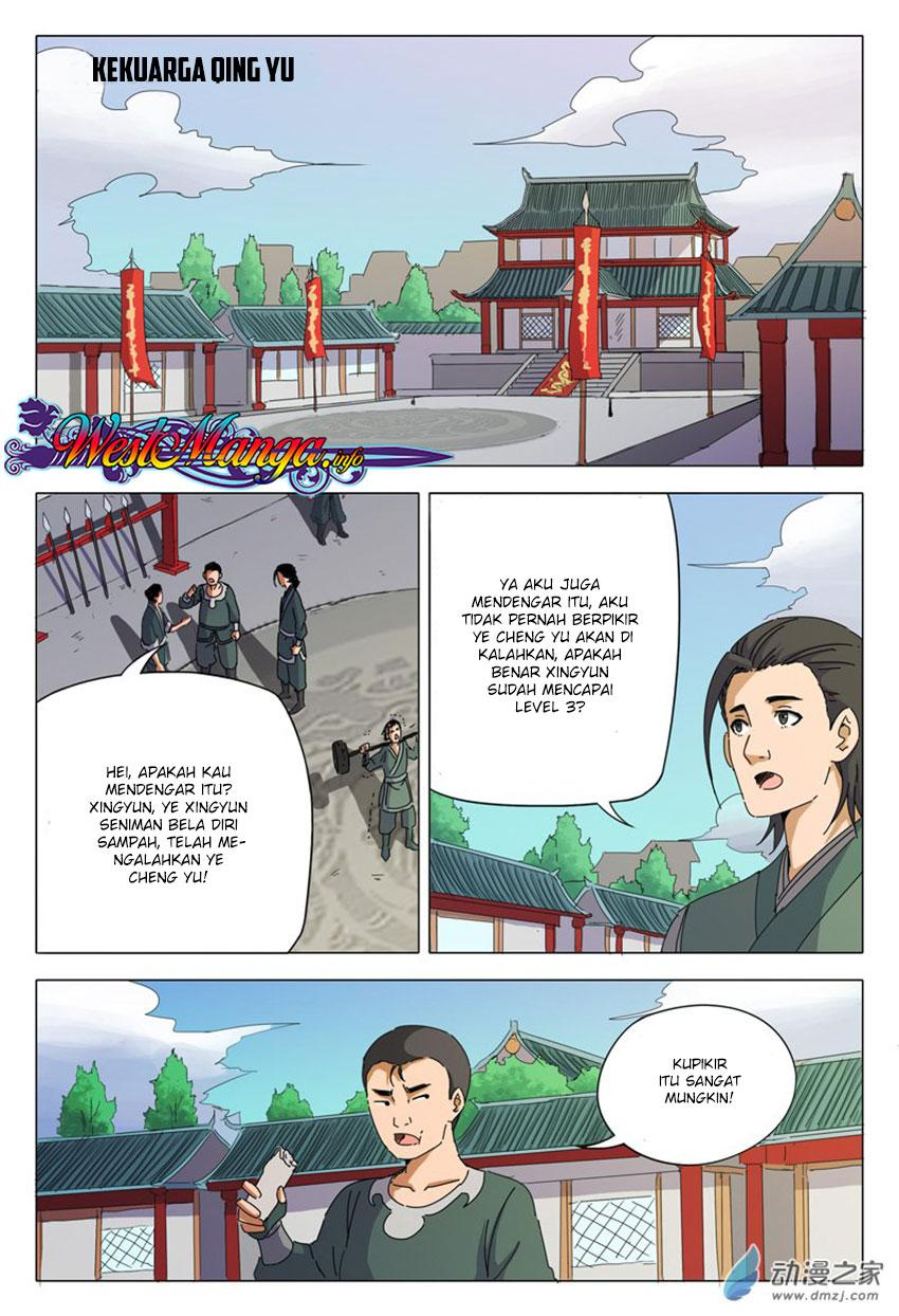 Deity's Path through Ten Thousand Worlds: Chapter 26 - Page 8