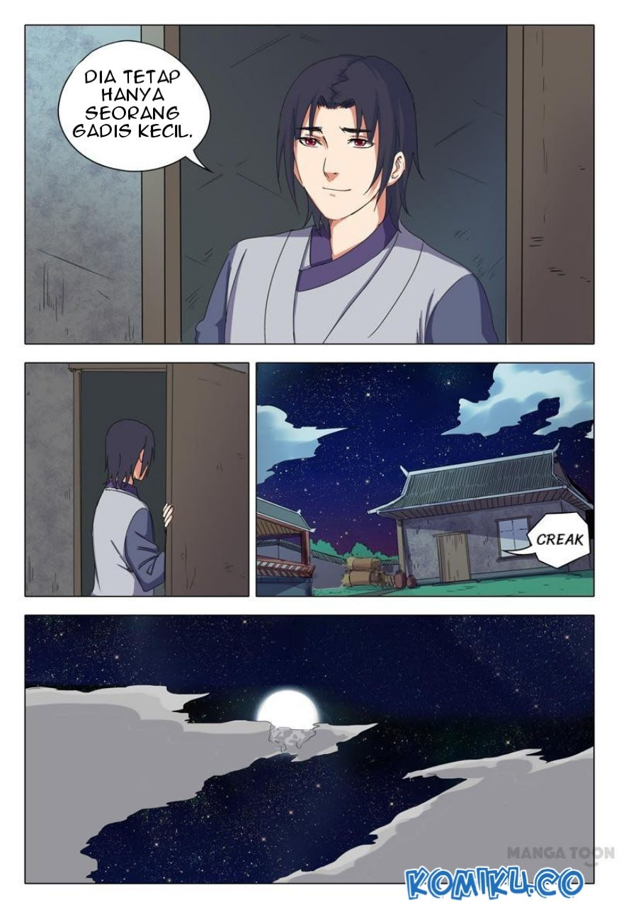 Deity's Path through Ten Thousand Worlds: Chapter 30 - Page 6
