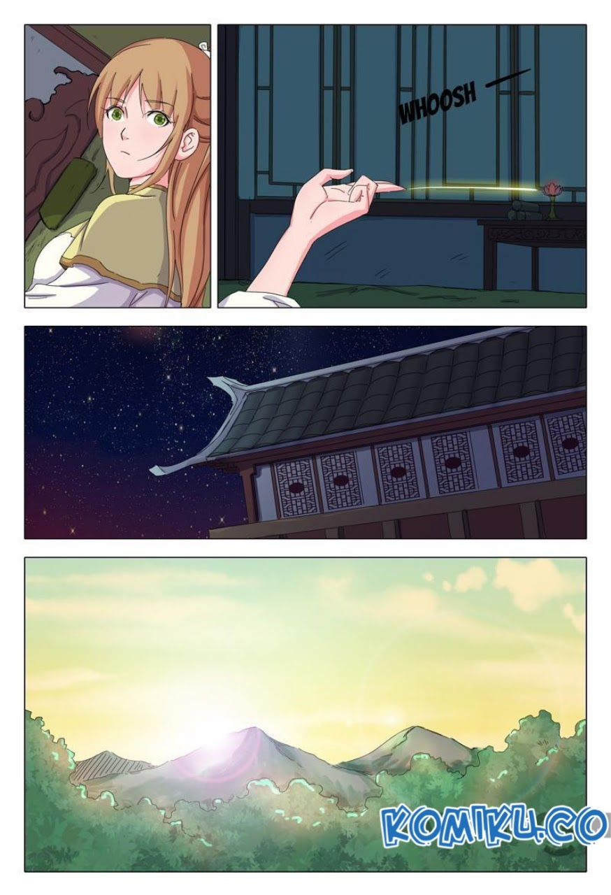 Deity's Path through Ten Thousand Worlds: Chapter 30 - Page 11