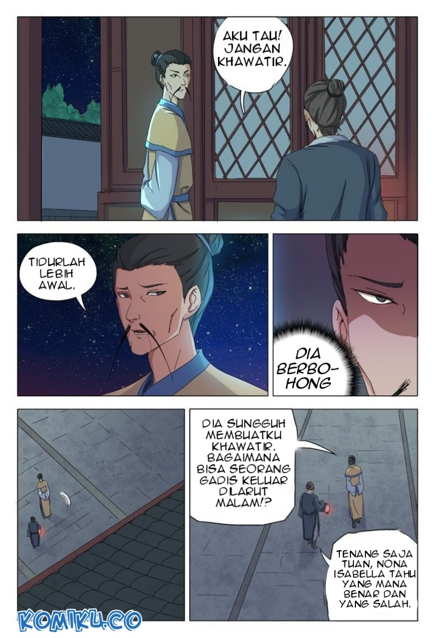 Deity's Path through Ten Thousand Worlds: Chapter 31 - Page 4