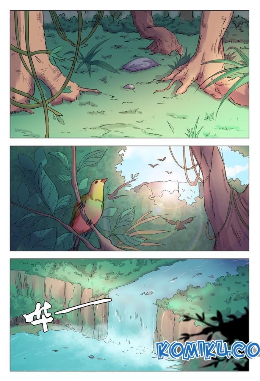 Deity's Path through Ten Thousand Worlds: Chapter 31 - Page 7