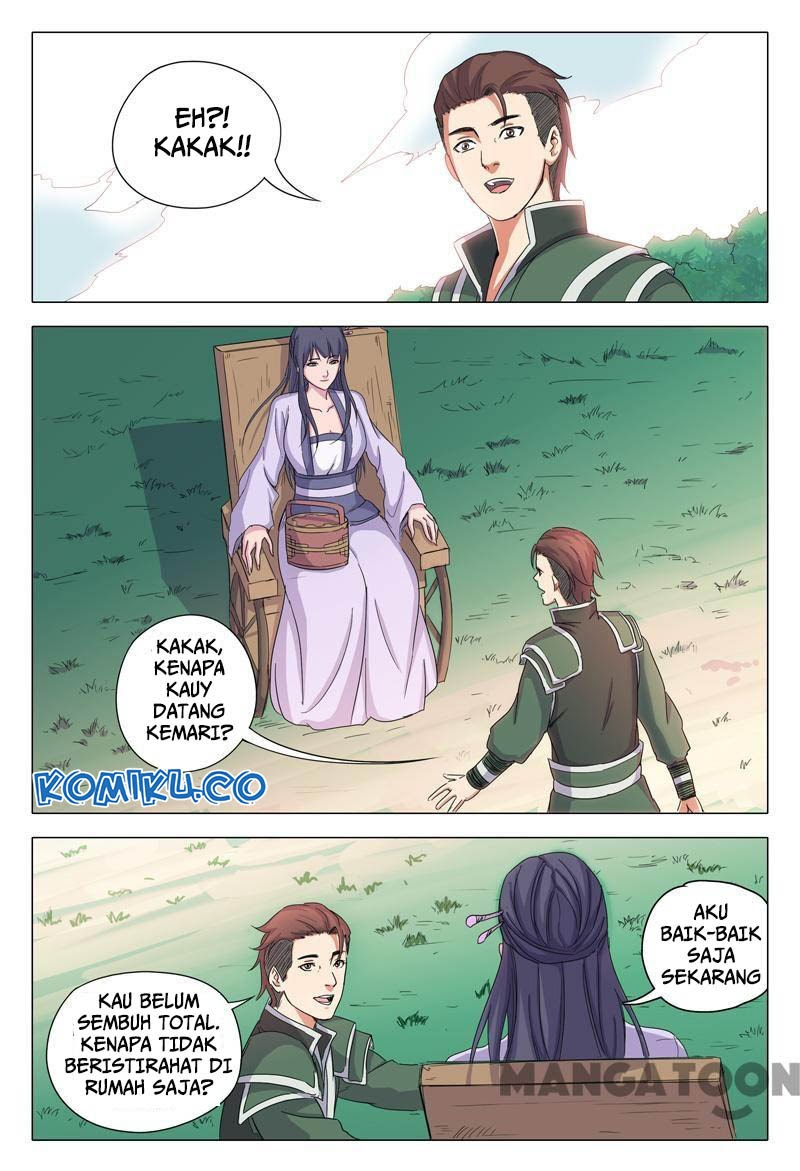 Deity's Path through Ten Thousand Worlds: Chapter 32 - Page 4