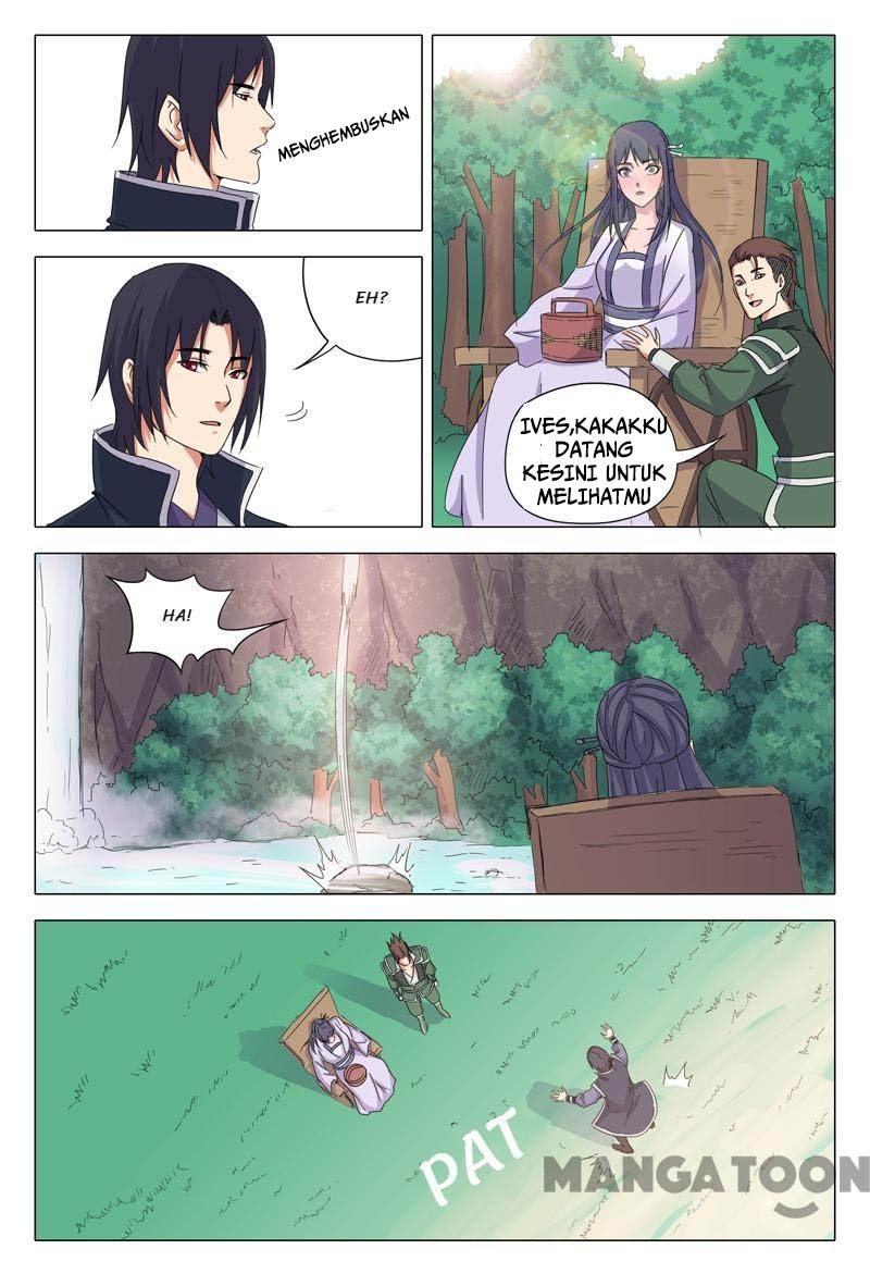 Deity's Path through Ten Thousand Worlds: Chapter 32 - Page 6