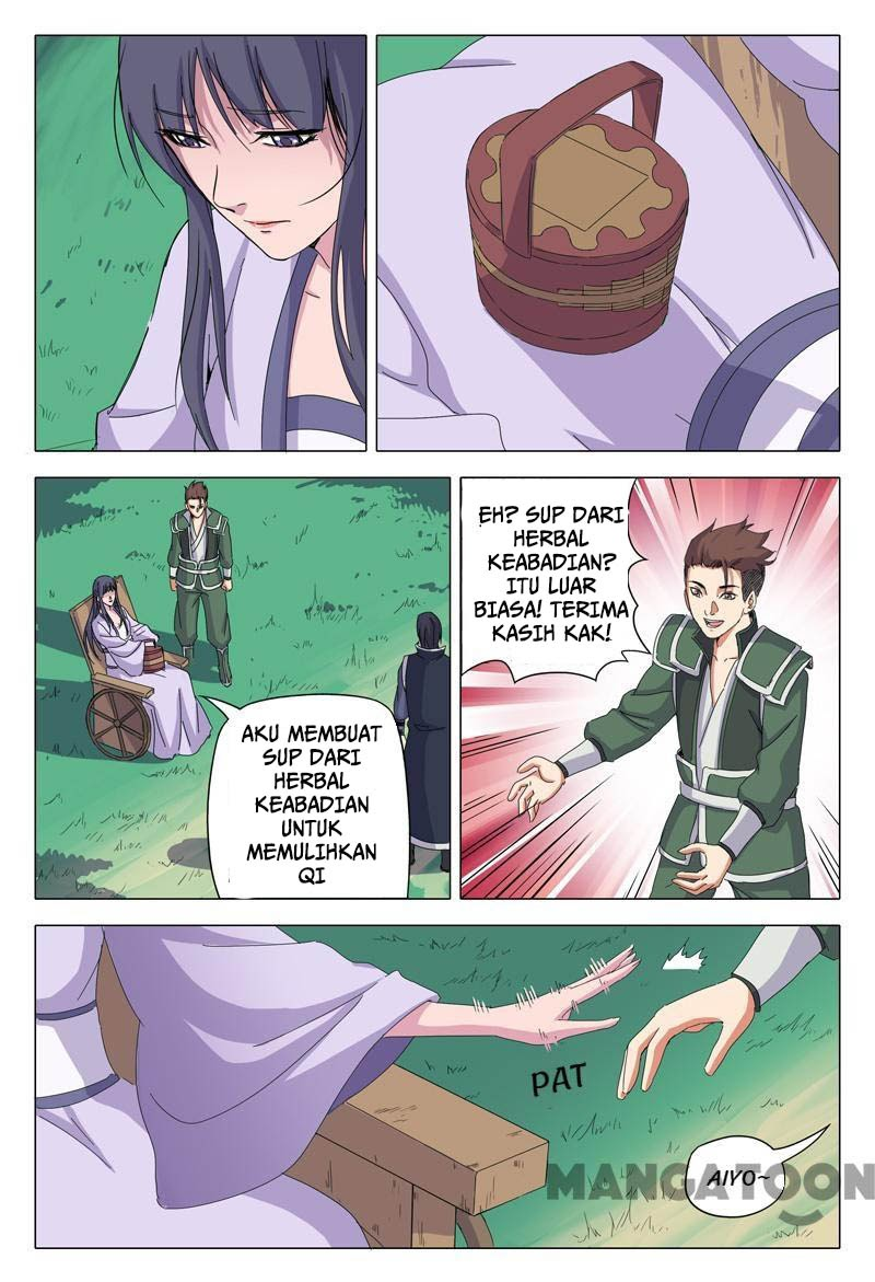 Deity's Path through Ten Thousand Worlds: Chapter 32 - Page 8