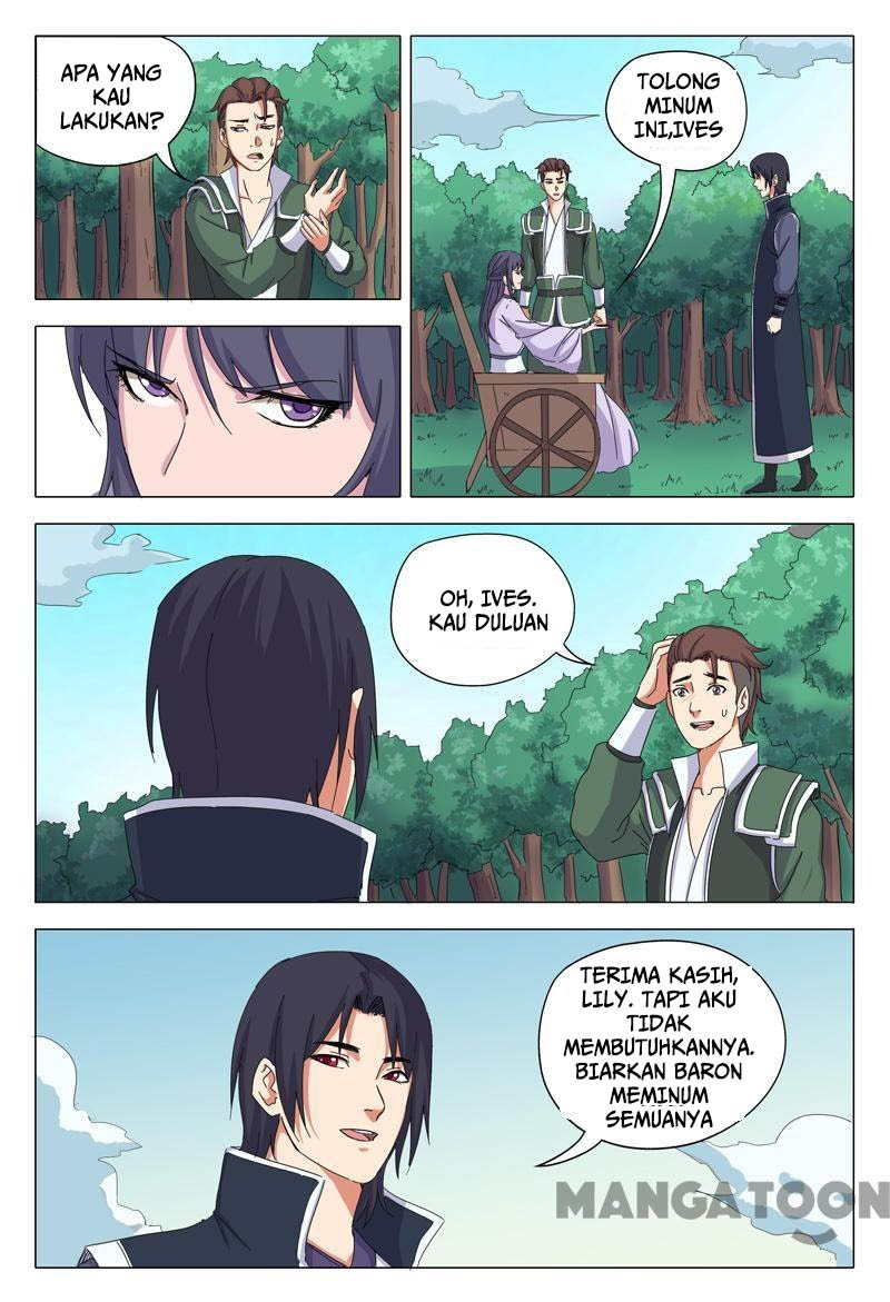 Deity's Path through Ten Thousand Worlds: Chapter 32 - Page 9