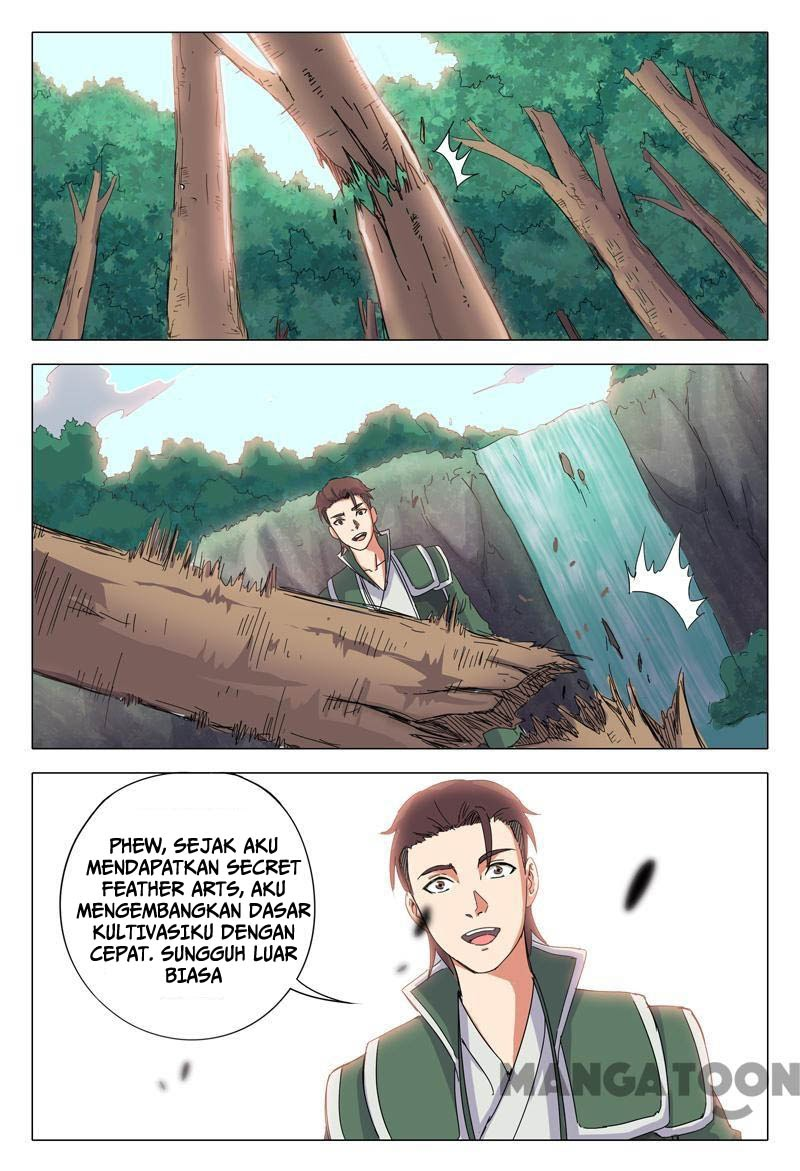 Deity's Path through Ten Thousand Worlds: Chapter 32 - Page 2