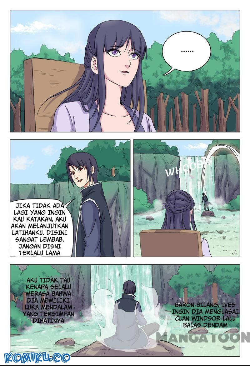 Deity's Path through Ten Thousand Worlds: Chapter 32 - Page 10