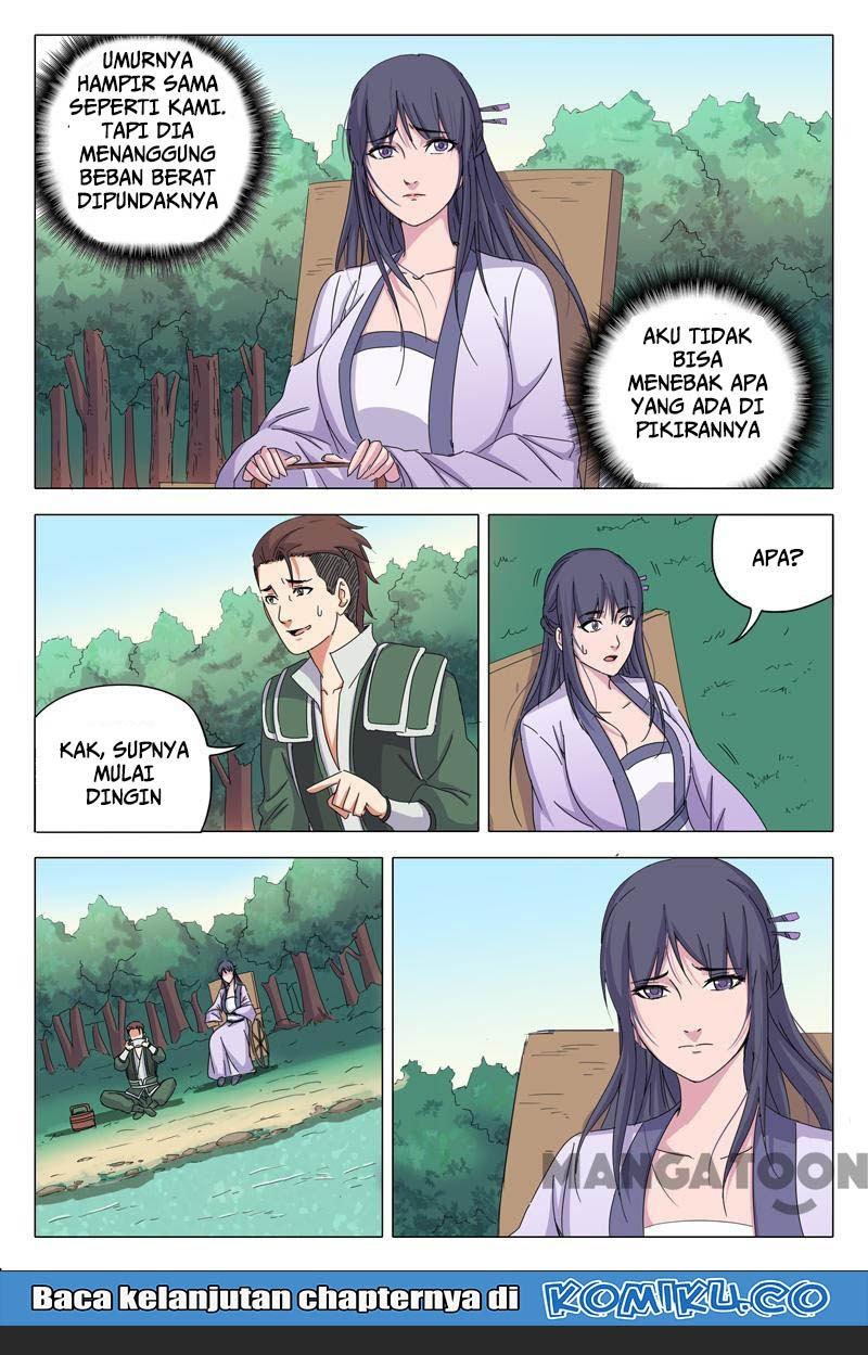 Deity's Path through Ten Thousand Worlds: Chapter 32 - Page 11