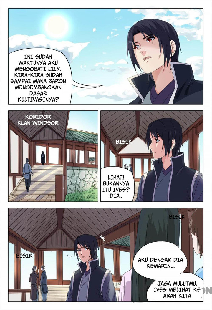Deity's Path through Ten Thousand Worlds: Chapter 39 - Page 9