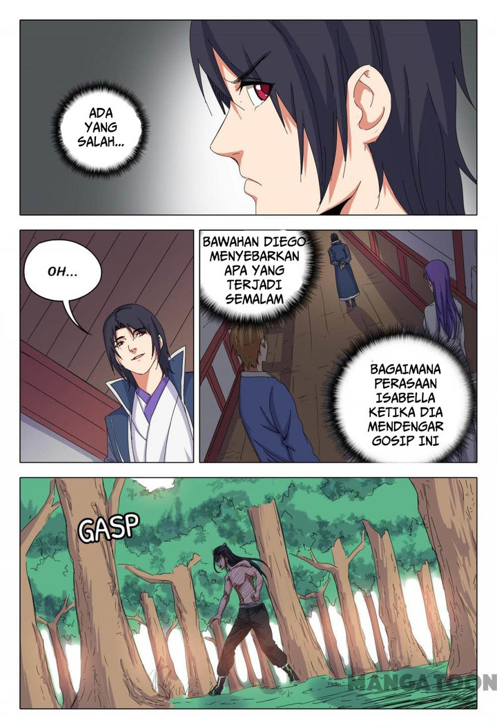 Deity's Path through Ten Thousand Worlds: Chapter 39 - Page 10