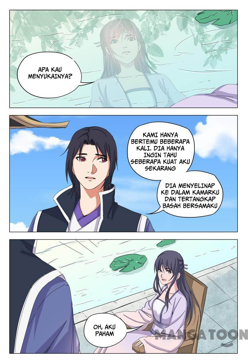 Deity's Path through Ten Thousand Worlds: Chapter 41 - Page 7