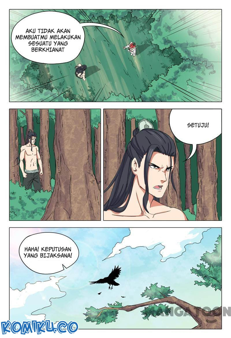 Deity's Path through Ten Thousand Worlds: Chapter 41 - Page 2