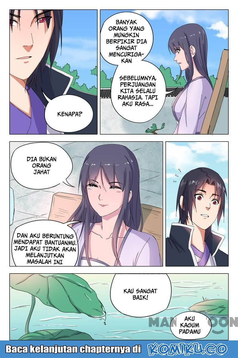 Deity's Path through Ten Thousand Worlds: Chapter 41 - Page 10