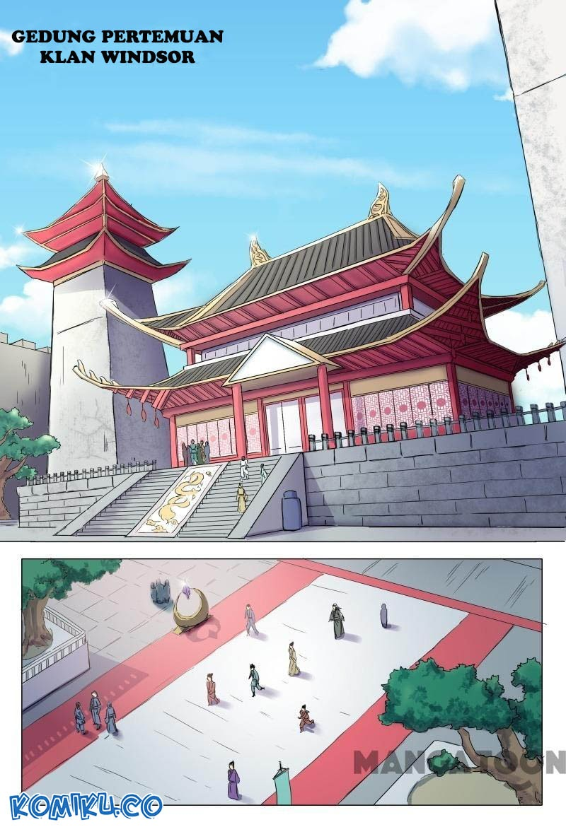 Deity's Path through Ten Thousand Worlds: Chapter 44 - Page 5